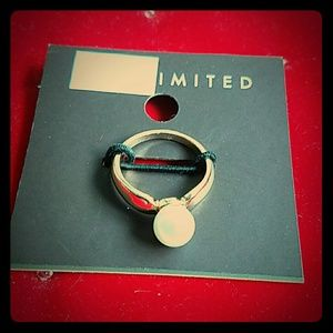 The Limited Ring size 8 NWT